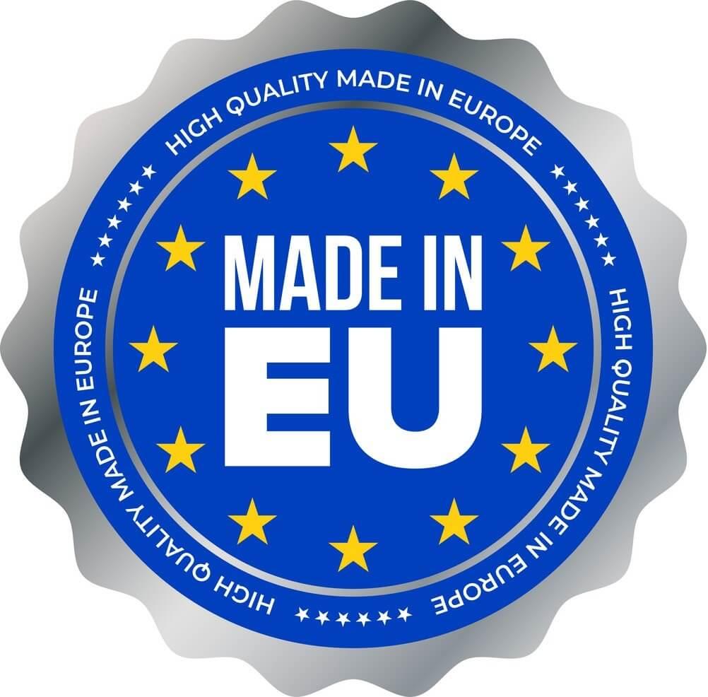 made in EU sign