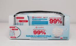 Maska medyczna BFE 99%